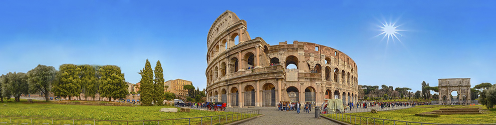 Virtual Tour del Colosseo